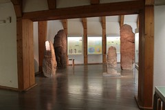 Wikinger Museum Haithabu Runensteine - 30-05-2008