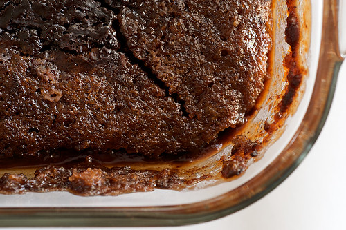 Chocolate Cobbler is a simple recipe to make with big results. As it bakes, it forms a cake-like topping and a gooey chocolate sauce on the bottom. Absolutely delicious!