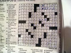 Friday crossword reinkings