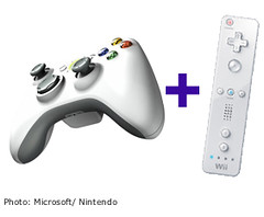 What Would You Get If You Crossed A 360 Controller With The Wii Mote?