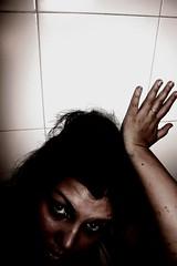 Fall into temptation_ho fallito (Poisonous_mistresS) Tags: shadow sexy muro face wall dark hair eyes hand darkness moi sensual io occhi sguardo mano temptation buio capelli faccia sensuale tentazione i attrazione