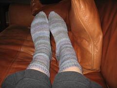 handspun socks.1