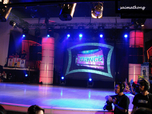 So You Think You Can Dance Season 2, Stage