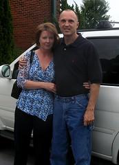 Dawn & Brad Sparks