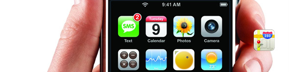 Add website icon to your iPhone's home screen
