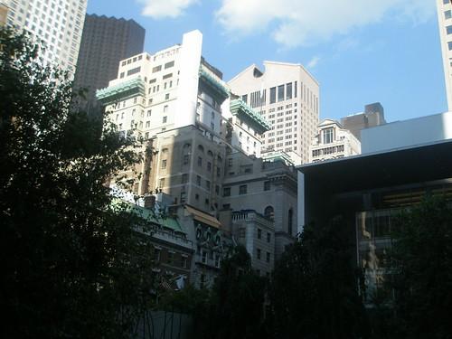 Midtown desde el MOMA