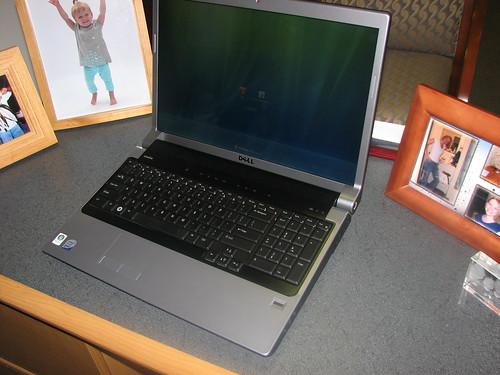 My New Dell Studio 17 Laptop