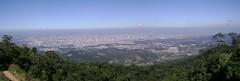Mogi das Cruzes (cacobianchi) Tags: brazil brasil do panoramic pico das paulo são mogi urubu panorâmica panoramics cruzes altotietê