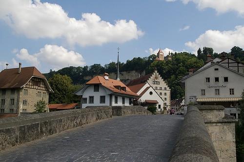 舊城區的橋