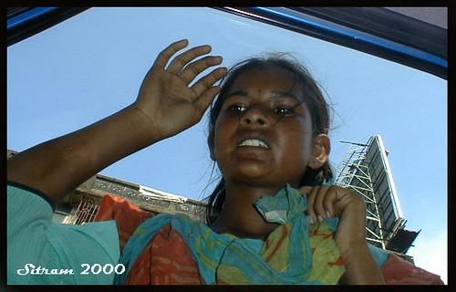 Mumbai girl - India