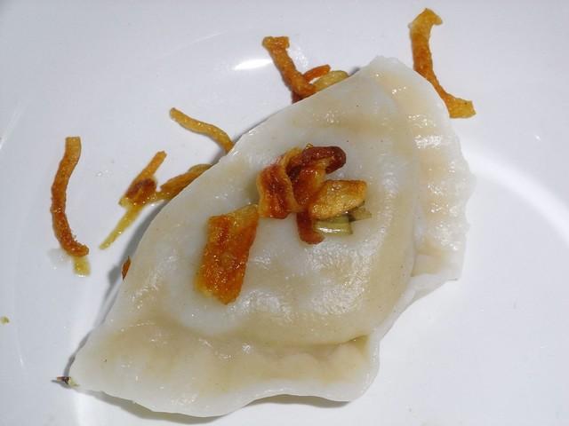 Singapore Dumplings (Empanadillas Hervidas al Estilo Singapur)