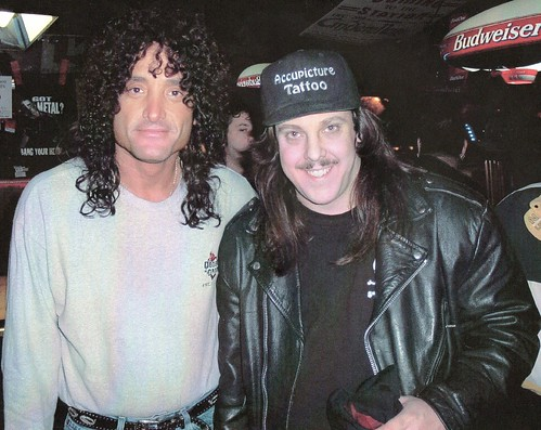 Kevin DuBrow in RI