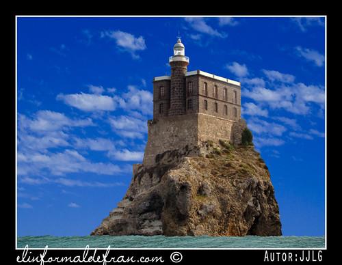 Melilla - Faro de Melilla la Vieja