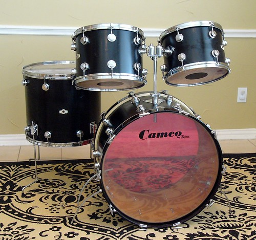 L A Camco Kit With A 26 Dfo Drum Forum