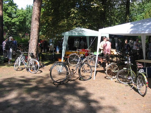 Velocipediade 2008 in Berlin Spandau