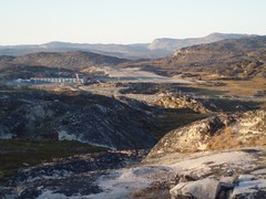 Lufthavnen i Ilulissat (pingvin2007) Tags: grnland ilulissat isbjerge