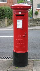 S11 Edward VIII postbox