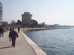 The White Tower, Thessaloniki, Greece (Tilemahos Efthimiadis) Tags: white tower museum hellas greece macedonia thessaloniki 50views whitetower salonica openstreetmap makedonia        dvdphotos03 dvdphotos04 folderthessaloniki120307 osm:way=140156303 address:country=greece address:city=thessaloniki
