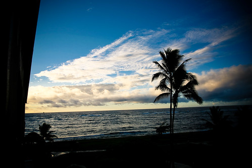 Kapaa sunrise2