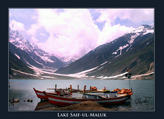Lake Saif-ul-Maluk, Naran, Pakistan (IshtiaQ Ahmed revival to Photography) Tags: pakistan lake naran saifulmaluk