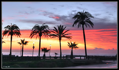 Sunrise over the Mediterranean... (teu_ton) Tags: sunrise sonnenaufgang naturesfinest salidadelsol teuton mywinners visiongroup theperfectphotographer