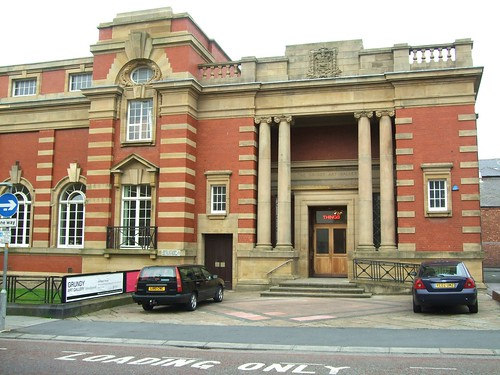 Grundy Art Gallery, Blackpool