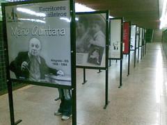 Quintana no Metrô