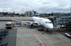 Finnair OH-LKH @ OSL (Brian Aslak) Tags: norway airplane norge airport gate europe finnair airline a45 osl gardermoen embraer erj190 erj190100lr ohlkh