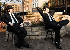 Blues Brothers Memorial