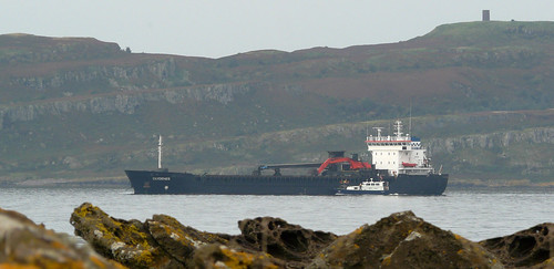 Ship and Cumbrae