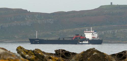 Ship and Cumbrae