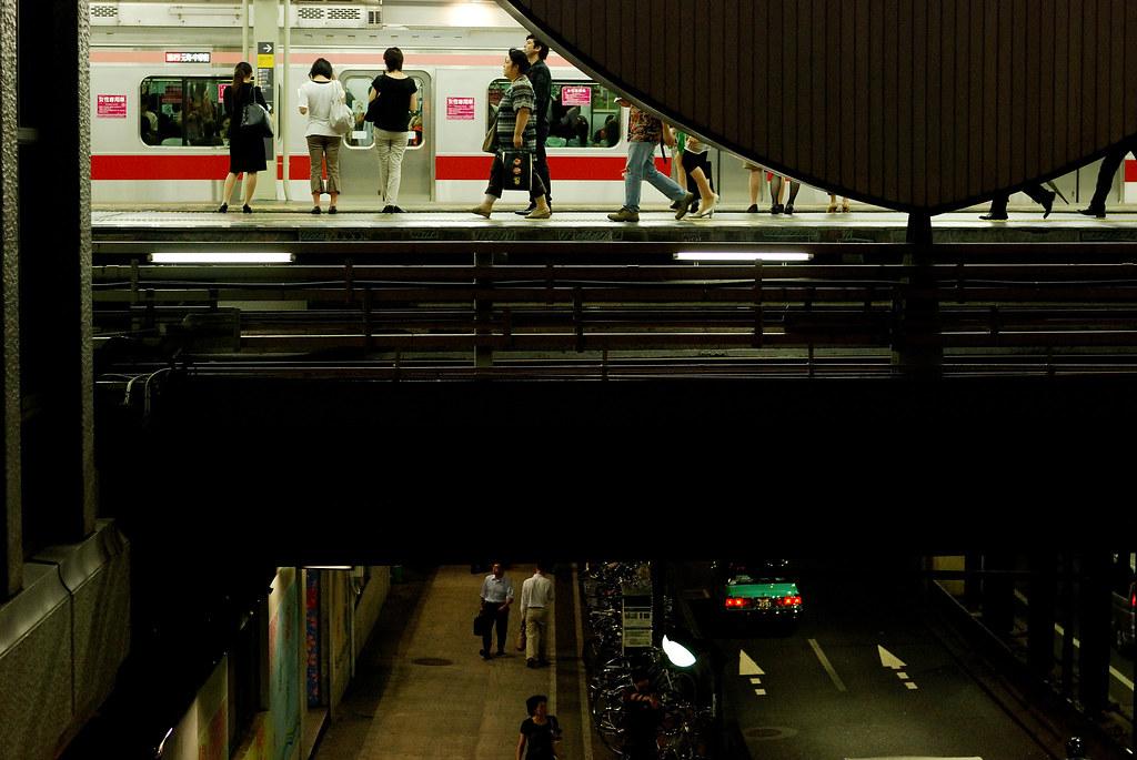 R246 under the station by nodoca, on Flickr