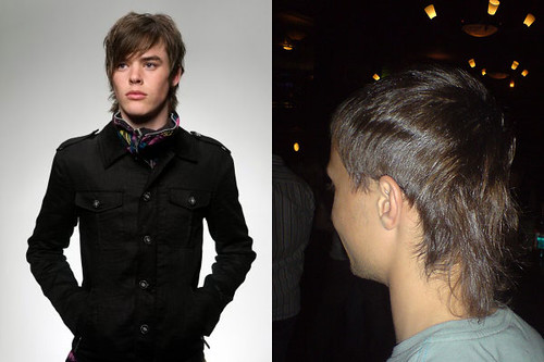 What is a Trend Mullet Hairstyle? Essentially, in its most basic form,