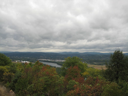 Montgomery Pike Scenic Overlook