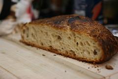 inside 5 hour bread
