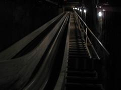 Hallstatt Salt Mine Slide