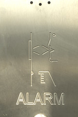 stay calm (frodo.nl) Tags: alarm pictogram pictograph pictogramme