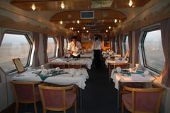 Desert Express Dining Car