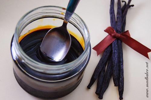 Burnt Caramel & Vanilla Pods