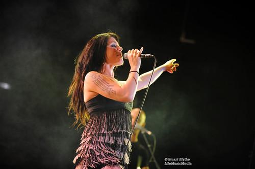 Vanessa Amorosi - Caloundra Music Festival  - 17-19 October 2008