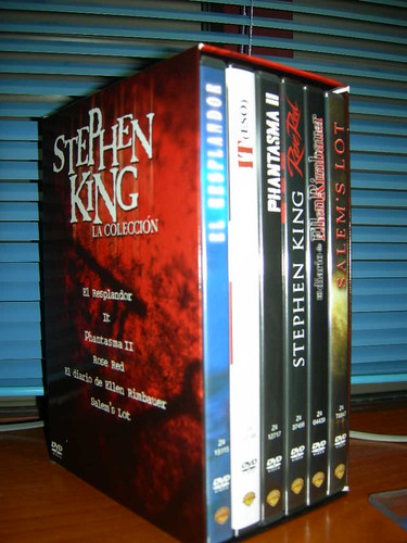 pack de Stephen King