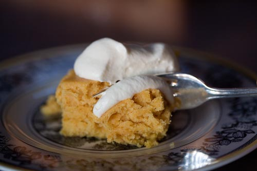 Pumpkin Cake with Whiskey Whipped Cream | The Pioneer Woman Cooks ...