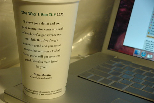 starbucks coffee cup quotes. Starbucks Cup Quotes: 2 365
