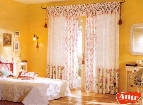 Schlafzimmergardine - Raumausstattung Reichert - Gardinen, Aufarbeitung, Neuanfertigung von Sitzecken, -b�nken, Sesseln, St�hlen, Wand- und Deckenbespannung