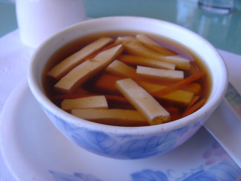 Tofu Hot & Sour Soup