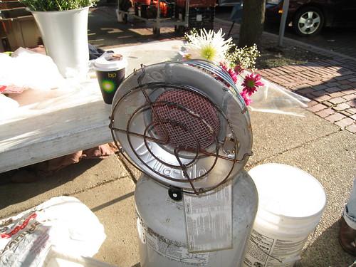 Bridget's Heater