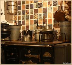 De ayer. (Maria Artigas) Tags: cocina antao antiguo antic cuina jepetto mria 20tflibre antany