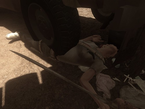 Far Cry 2 - Car Accidents 1