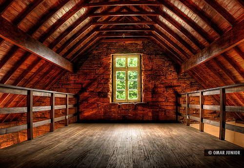 Casa Amarela (Interior) - Ivoti/RS | HDR
