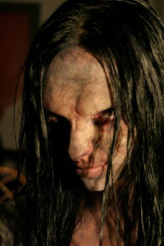 Me as Samara (The ring) * (Set
